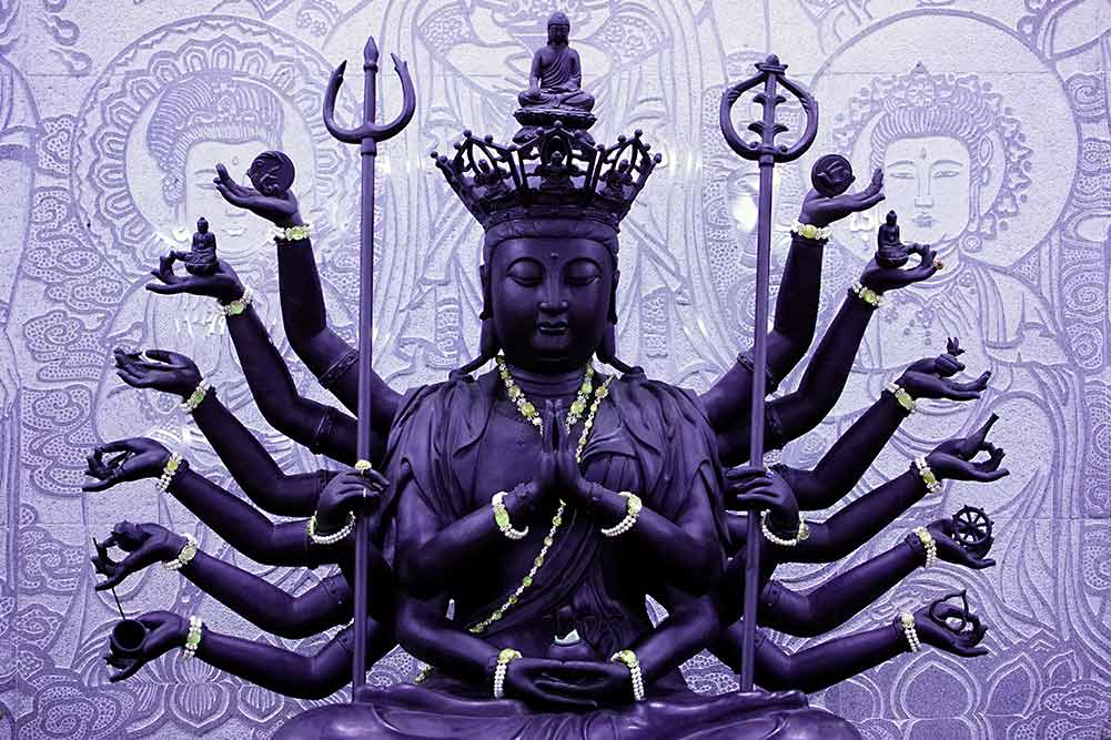 purple-deity